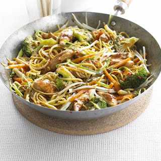 Chow Mein Egg Noodles Recipes