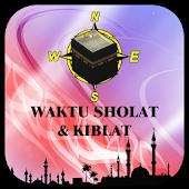 Waktu Sholat && Kiblat APK for Bluestacks