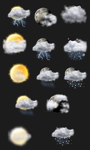 MYC Weather Theme - HTC