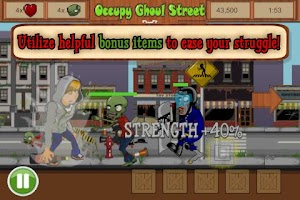 Screenshot of Starving Zombies