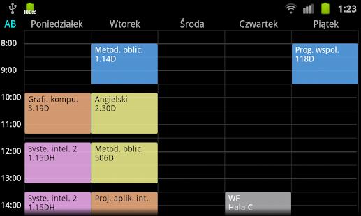 Timetable APK for Nokia