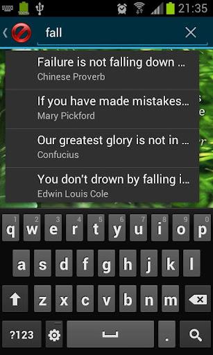玩免費生活APP|下載Failure Quotes app不用錢|硬是要APP