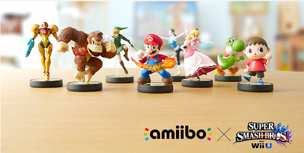 E3 2014: Nintendo takes on Skylanders and Disney Infinity with Amiibo