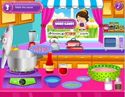 Screenshot of Cook turkey with acticook
