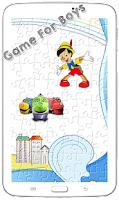 Screenshot of Boy Puzzle Games