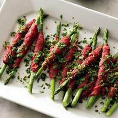 Carpaccio-Wrapped Asparagus