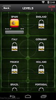 Screenshot of Football Logos Quiz 2014