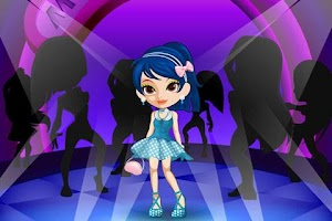 Screenshot of Dress Up Prom Night-Girls Game