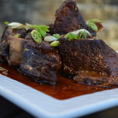 Asian-Style Glazed Short Ribs