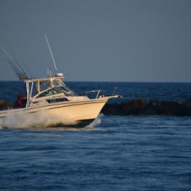 by Tyler Klinger - Transportation Boats ( bay, ocean, boat, coastal )