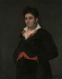RIJKS: Francisco José de Goya y Lucientes: Portrait of Don Ramón Satué 1823