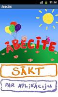 Screenshot of ĀBECE -