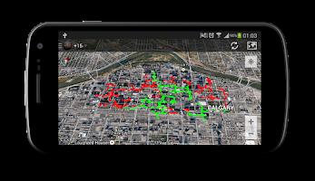 Screenshot of +15 Calgary