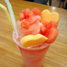 Frozen Fruit Slush