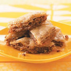 Bacon Baklava