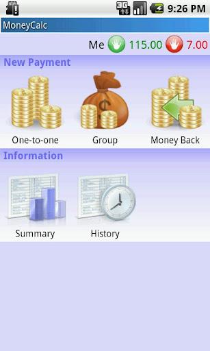 MoneyCalc
