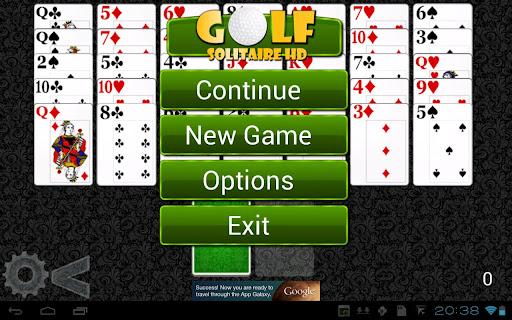 ゴルフソリティアHD