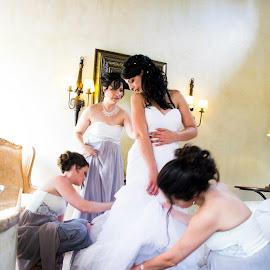 The Bride by Marliesa Van Dyk - Wedding Bride