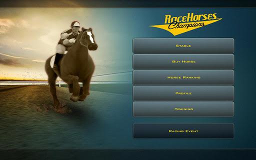 Race Horses Champions - screenshot