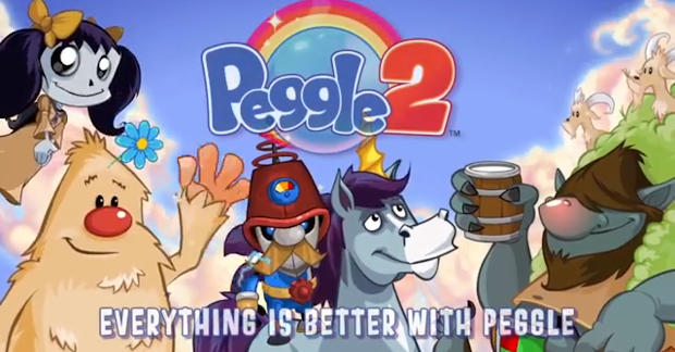 Peggle 2 to arrive on the Xbox 360 this summer
