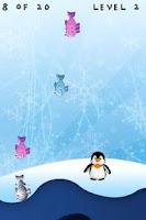 Screenshot of Penguin Dash
