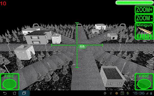 3D AC130市後衛