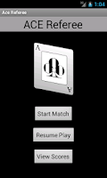 Screenshot of Ace Referee