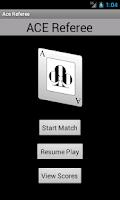 Screenshot of Ace Referee