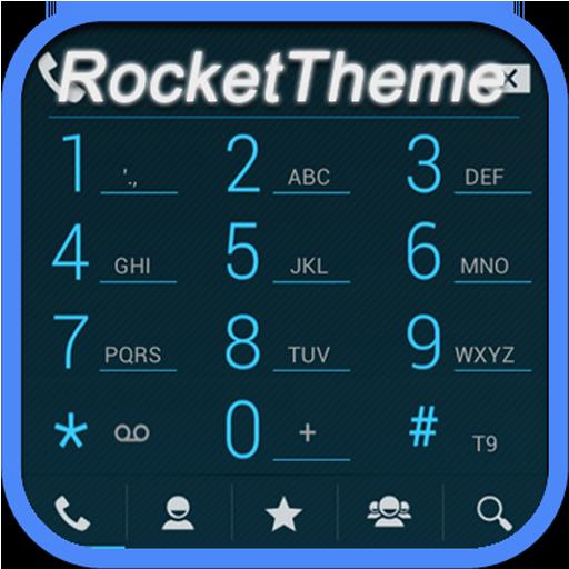 RocketDial 4.0 alike Theme LOGO-APP點子