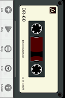 Screenshot of Cassette Recorder