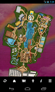 Rainbow Magicland Official App - screenshot