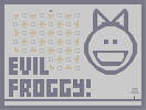Thumbnail of the map 'evil froggy!!!'