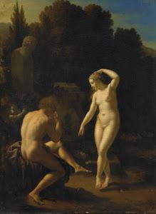 RIJKS: Adriaen van der Werff: painting 1718