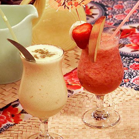 Passion Fruit Vodka Smoothie