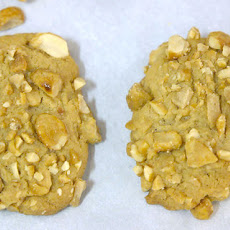 Salted Peanut Toffee Cookies Recipe