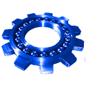 Blue Bionic for CM7 icon