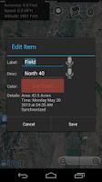 Screenshot of MapItFast