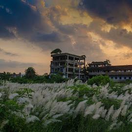 Reunion.All rights reserved by supratikC. by Supratik Chakraborty - Landscapes Sunsets & Sunrises
