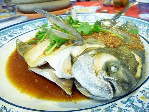 Ling Song Steam Fish Ling Song Kee