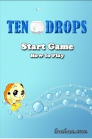 Screenshot of WaterDrops
