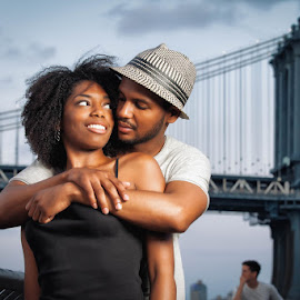 True Love by Kevin Case - People Couples ( love, enthusiasm, passionate, moods, couple, loving, nyc, passion, improving mood, inspirational, brooklyn,  )