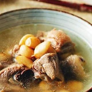 Garlic Chicken Soup Recipes