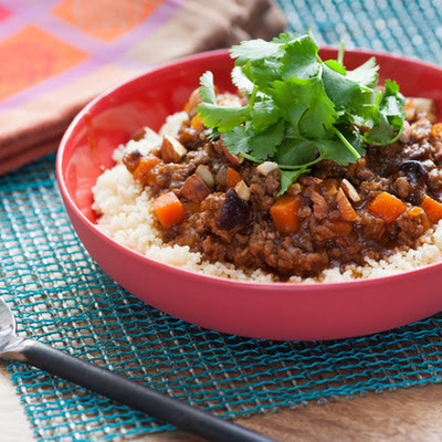 Moroccan Beef Tagine with Dates and Honey