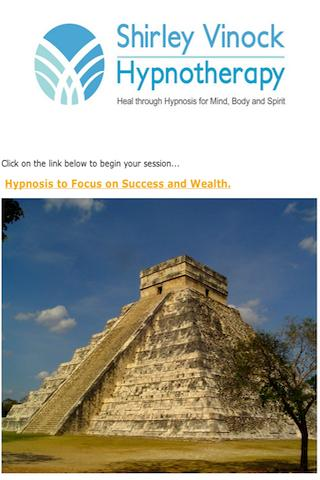 Hypnosis for Success Wealth