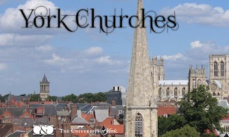 Screenshot of York Churches
