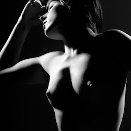Chalie by Terry Mendoza - Nudes & Boudoir Artistic Nude (  )