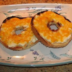 Cheese Addict's Bagel