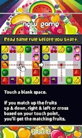 Screenshot of Fruit Tiles