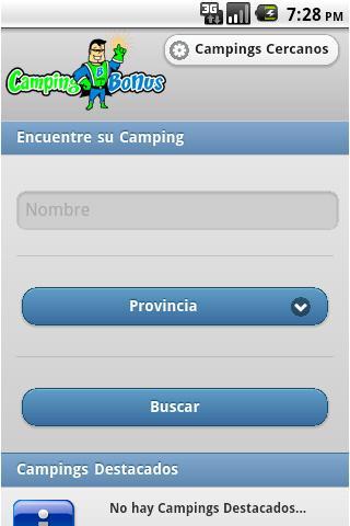 Camping Bonus
