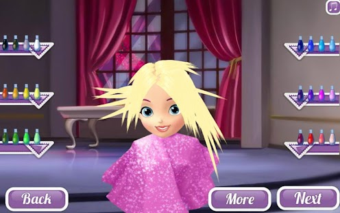 Princess Hair Salon - screenshot